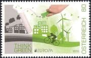 Austria 2016 Europa/ Factory/ Cycling/ Environment/ Conservation/ Nature 1v (at1177)