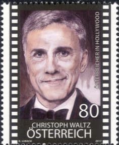 Austria 2017 Christoph Waltz/ Films/ Cinema/ Movies/ Actor/ People/ Hollywood  1v  (at1172a)