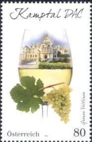Austria 2019  Wine/ Alcohol/ Drink/ Buildings/ Grapes/ Architecture/ Business  1v (at1323)