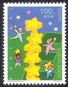 Azores 2000 Europa  /  Building Europe  /  Stars  /  Animation 1v (n40452)
