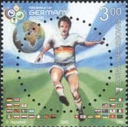 Bosnia Herzegovina 2006 Football World Cup Championships/ Soccer/ Sports/ WC/ Games 1v (b2060g)