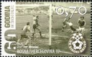 Bosnia & Herzegovina 2008 Siroki Brijeg Football Club 60th/ Sports/ Games/ Soccer 1v (b137c)