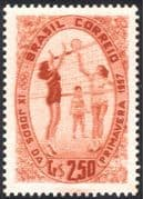 Brazil 1957 Ninth Spring Games/ Volleyball/ Sports/ Games 1v (n26716)