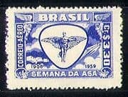 Brazil 1959 Aviation Week  /  Flight  /  Daedelus  /  Planes  /  Aircraft  /  Transport 1v (n30455)