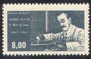 Brazil 1963 Alvaro Alvim  /  Medical  /  Health  /  Welfare  /  Science  /  People 1v (n38113)