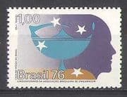 Brazil 1976 Nurses  /  Medical  /  Health  /  Nursing 1v (n26577)