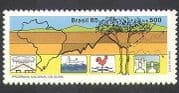 Brazil 1985 Weather  /  Meteorology  /  Tree  /  Graph  /  Climate  /  Nature  /  Environment 1v n38134