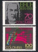 Colombia 1986 Bach  /  Handel  /  Schutz  /  Music  /  Composers  /  People  /  Entertainment 2v n38778
