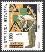 Croatia 1994 ILO  /  Workers  /  Safety  /  People  /  Warning Signs  /  Unions  /  Animation 1v n40771