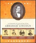 Dominica 2010 Abraham Lincoln  /  Politics  /  Politicians  /  People  /  History m  /  s n40858