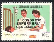 El Salvador 1976 Nurses' Congress/ Nursing/ Medical/ Health/ Welfare 1v o/p (n43153)