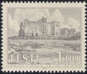 Estonia 1994 Toolse Castle/ Building/ Architecture/ History/ Heritage 1v (ee1093)