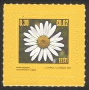Estonia 2007 Ox-eye Daisy/ Oxeye/ Daisies/ Flowers/ Nature/ Plants 1v s/a (ee1092)
