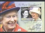 Falklands 2006 Queen Elizabeth  /  QEII  /  Royalty  /  Birthday  /  people 1v m  /  s (n34417)