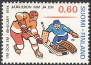 Finland 1974   World Ice Hockey Championships/ Sport/ Games/ Skating 1v (n23545)