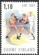 Finland 1981 Boxing Championships/ Sports/ Games/ Fighting/ Animation 1v (n23820)