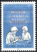 Finland 1984 Teeth/ Dental Conference/ Medical/ Health/ Nurse /Dentist 1v (n28948)