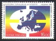 Finland 1992 European Security Co-operation Council Meeting/ Maps/ Animation 1v (n41679)