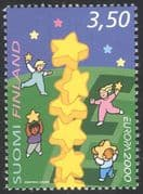 Finland 2000 Europa/ Building Europe/ Stars/ Animation 1v (s333g)