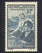 France 1938 Student Relief Fund  /  Welfare  /  Nurse  /  Health  /  Education 1v (n36913)