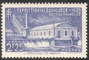 France 1939 Marly Water Works/ Buildings/ Architecture/ Welfare/ Nature 1v (n42961)