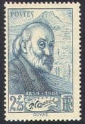 France 1939 Paul Cezanne/ Artist/ Art/ Painters/ Painting/ People 1v (n41426)