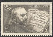 France 1942 Alexis Chabrier/ Music/ Musician's Fund/ Composers/ Opera/ Musical Score/ People/ Entertainment 1v (n36921)