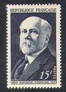 France 1950 Poincare  /  People  /  Politics  /  WWI  /  Politicians  /  Law 1v (n38251)