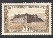 France 1951 Chateau  /  Buildings  /  Architecture  /  Tourism  /  History  /  Chateaux 1v (n39363)
