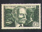 France 1951 Vincent D'Indy  /  Music  /  People  /  Composers  /  Waterfalls  /  Forest 1v (n36931)