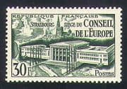 France 1952 Council of Europe  /  Buildings  /  Architecture  /  Politics 1v (n34093)