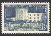 France 1954 Gardens  /  Chateau  /  Buildings  /  Flowers  /  Trees  /  Plants  /  Nature 1v (n39345)