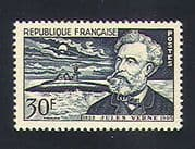 France 1955 Jules Verne  /  Submarine  /  Books  /  Writers  /  Literature  /  People 1v (n33100)