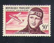 France 1955 M Bastie  /  Planes  /  Aircraft  /  Aviation  /  Transport  /  Pilots  /  People  1v n33851