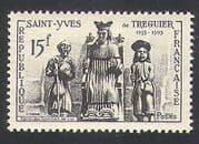 France 1956 Saint Yves  /  Carving  /  Statues  /  Art 1v (n34175)