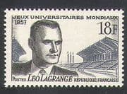 France 1957 Lagrange  /  University  /  Sports  /  Games  /  People  /  Buildings 1v (n35069)