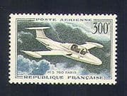 France 1957 Planes  /  Aviation  /  Transport  /  Aircraft  /  Airmail 1v (n33544)