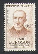 France 1959 Henri Bergson  /  Philosophy  /  People 1v (n35061)