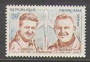 France 1959 Plane  /  Pilots  /  Aviation  /  Aircraft 1v (n23255)