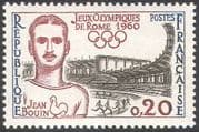 France 1960 Olympics  /  Sports  /  Games  /  Athletes  /  Buildings  /  Stadium 1v (n33426)