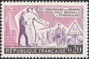 France 1960 Teachers/ Education/ Training Colleges/ People/ Buildings 1v (n45064)