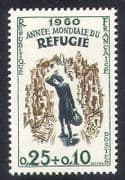 France 1960 WRY  /  Refugees  /  Welfare  /  Child 1v (n29034)