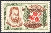 France 1961 Tobacco/ Smoking/ Plants/ Nature/ Trade/ Commerce/ People 1v (n43608)