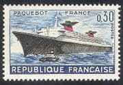 France 1962 Ships  /  Boats  /  Nautical  /  Sailing 1v (n23282)