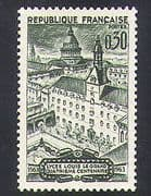 France 1963 College  /  Buildings  /  Architecture  /  Education  /  History 1v (n36934)