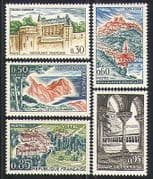 France 1963 Tourism  /  Buildings  /  Churches  /  Coast 5v n31590