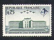 France 1965 Aviation School  /  Planes  /  Aircraft  /  Flying  /  Flight  /  Transport 1v (n37369)