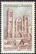 France 1965 Bourges Cathedral/ Buildings/ Churches/ Architecture/ Religion 1v (n32932)