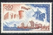 France 1966 Castle  /  Horse  /  Ships  /  Battle  /  Military  /  William  /  Hastings 1v (n32934)