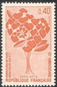 """France 1972 Blood Donors/ """"Tree of Hearts""""/ Medical/ Health/ Welfare/ Donation/ Animation 1v (n30925)"""